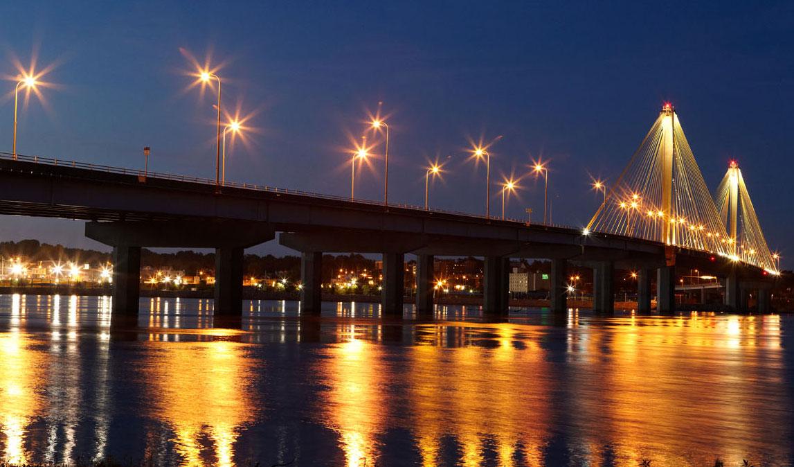 Clark Bridge. Photo: Jay Wilde