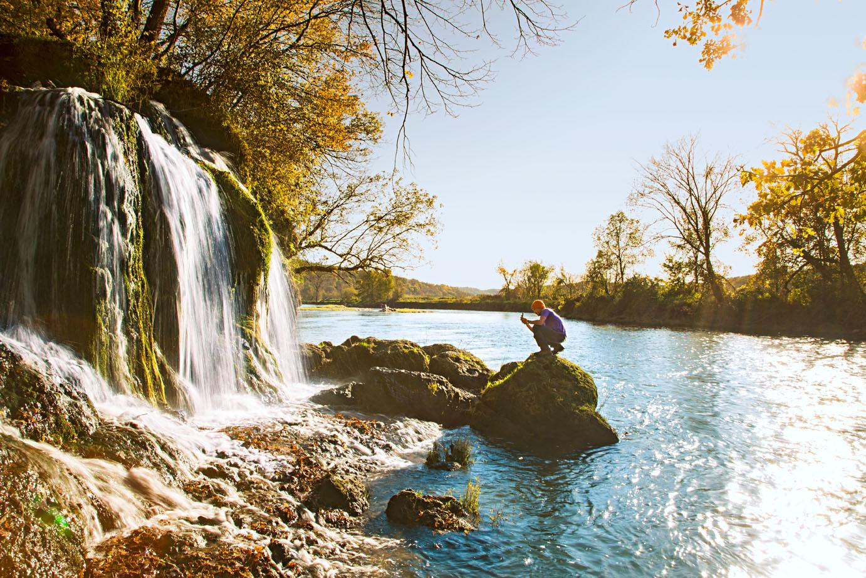 Malaphany Falls, Iowa