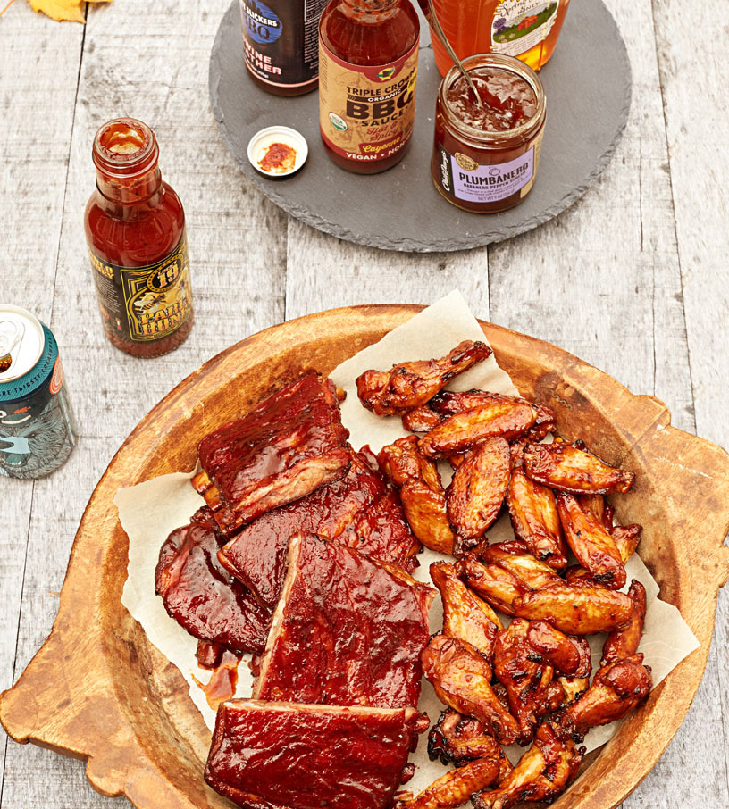 Kicky Asian Barbecue Sauce
