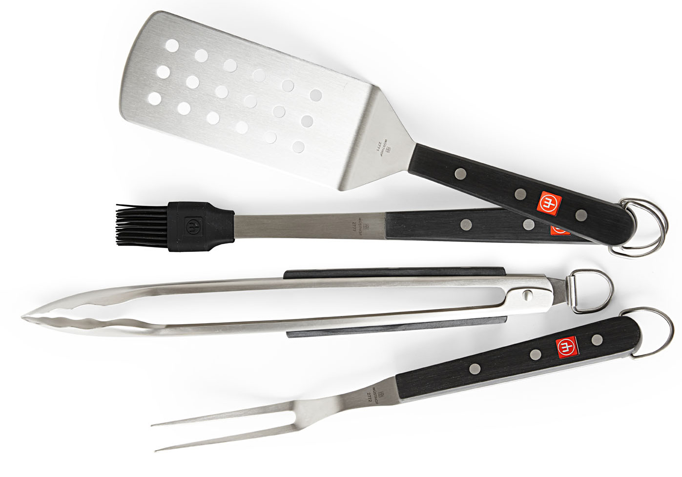 Grilling gear -- luxe tools