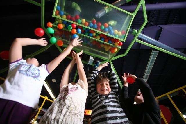 Omaha Children's Museum. Photo courtesy of Omaha Convention and Visitors Bureau.