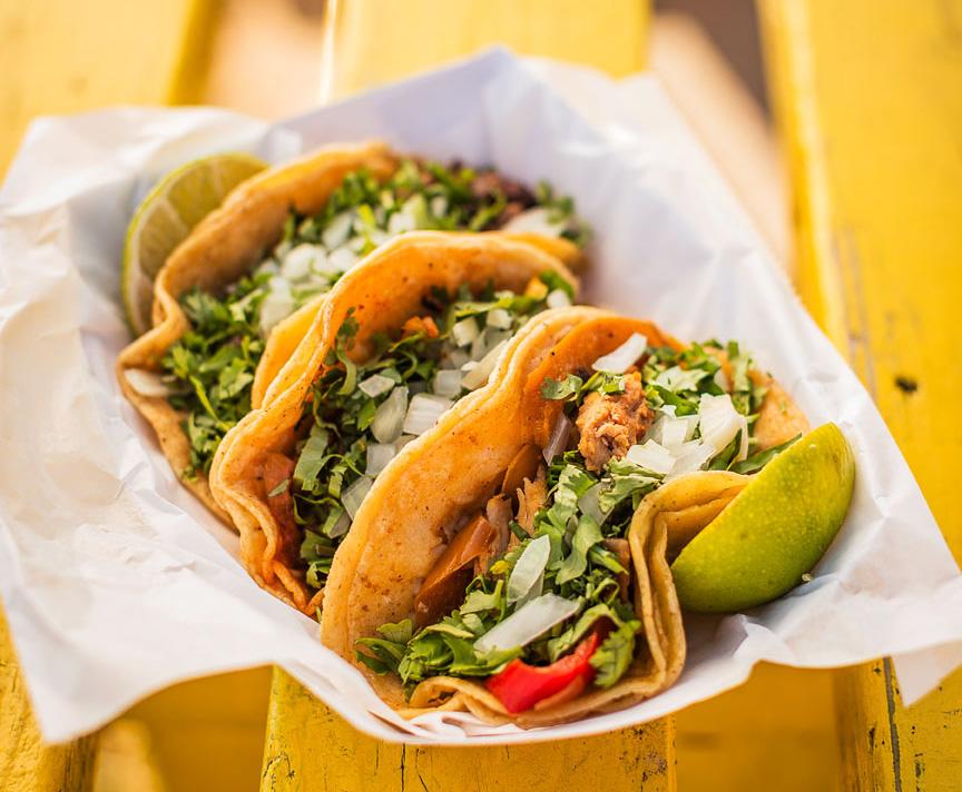 Del Campo Tacos
