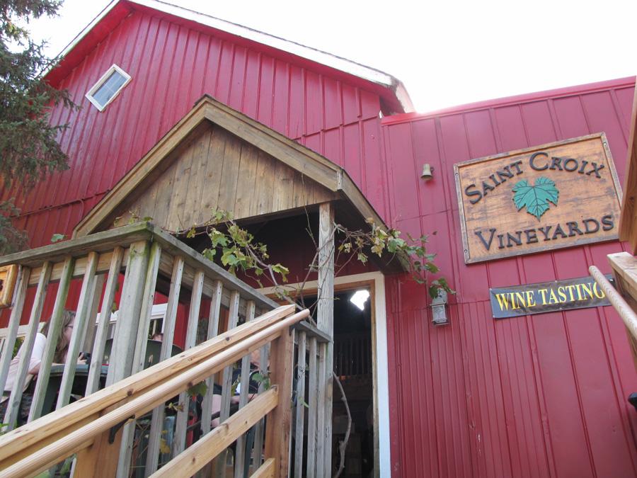 St. Croix Vineyards
