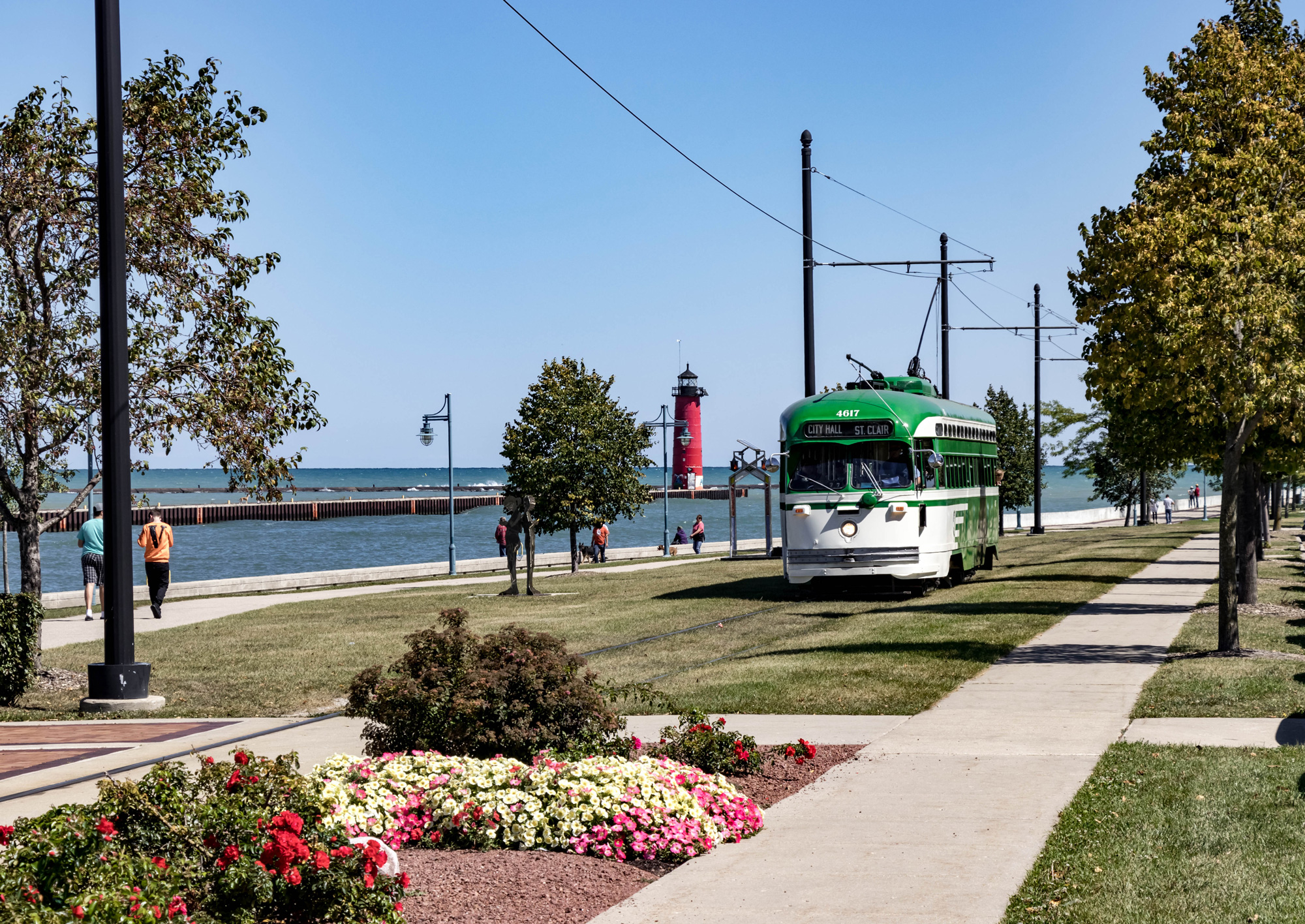 Kenosha Electric Streetcar