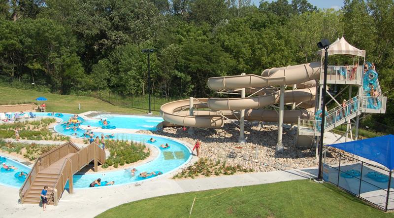 Furman Aquatic Center