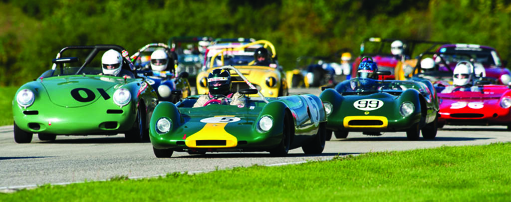 Road America. Elkhart Lake, Wisconsin.