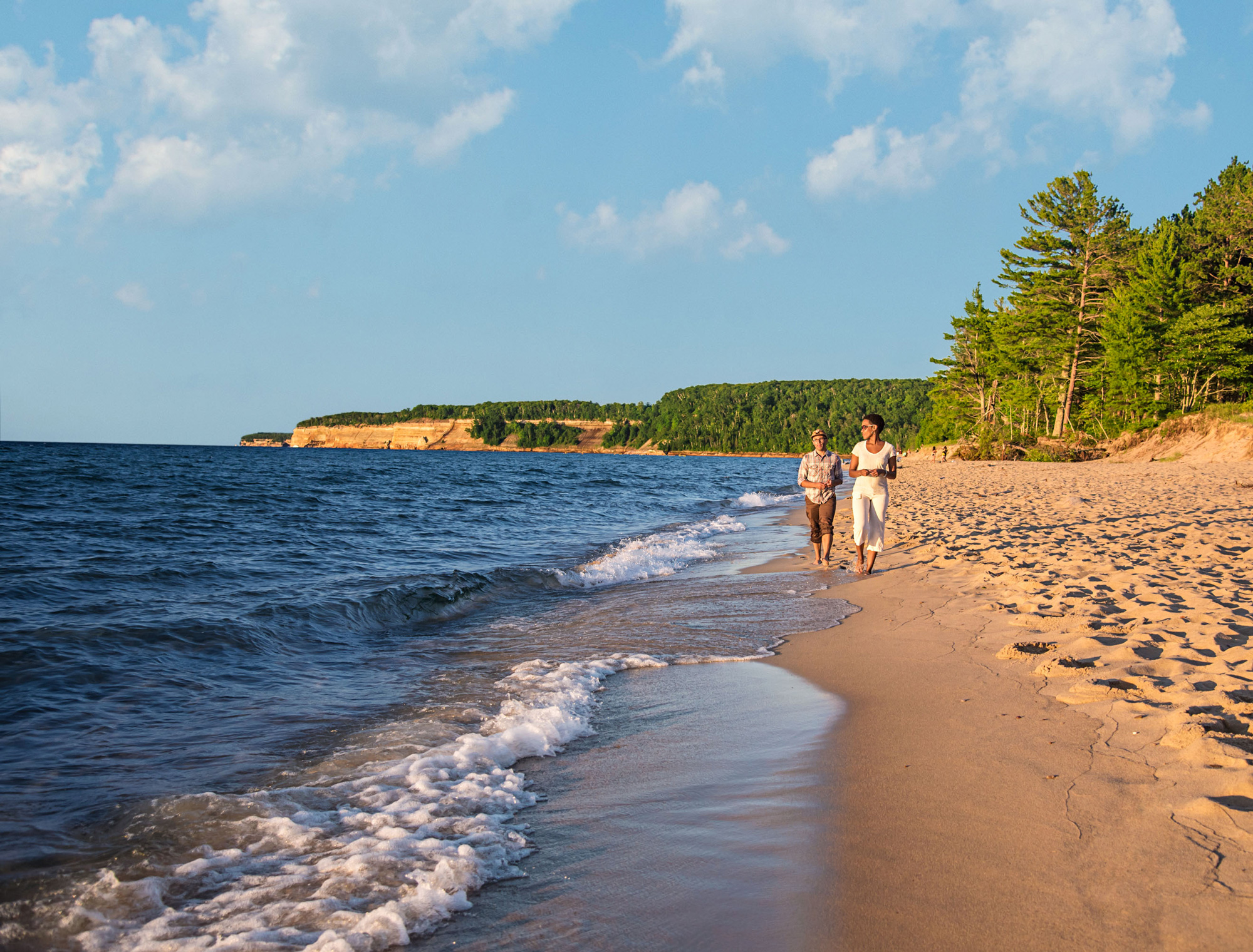 Miners Beach, Munising, Michigan
