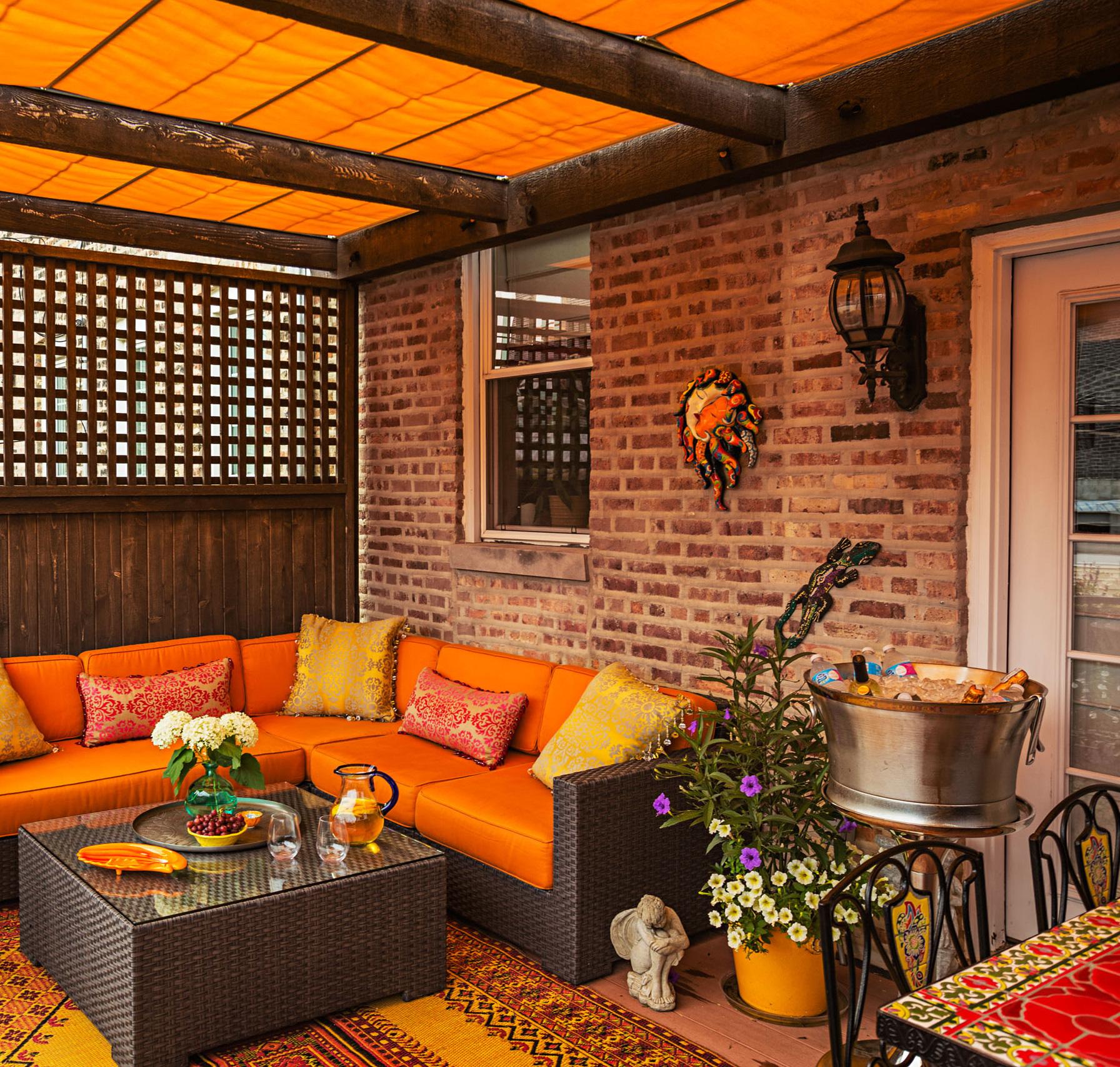 Balcony furnishings