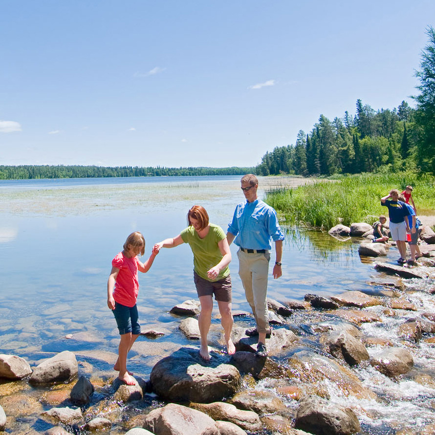Park Rapids and Itasca State Park