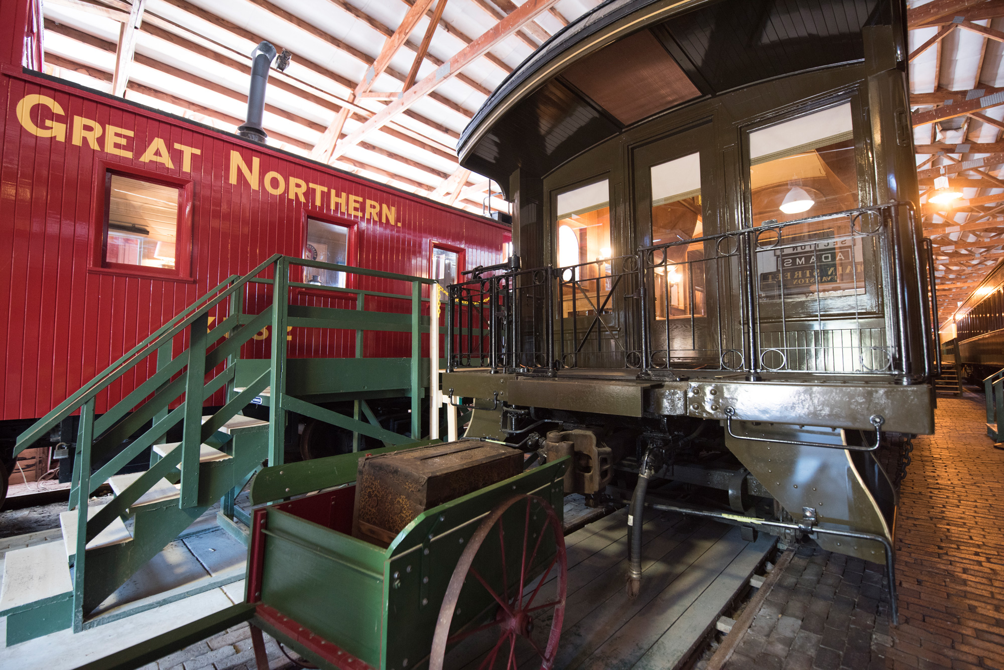 Mid-Continent Railway Museum