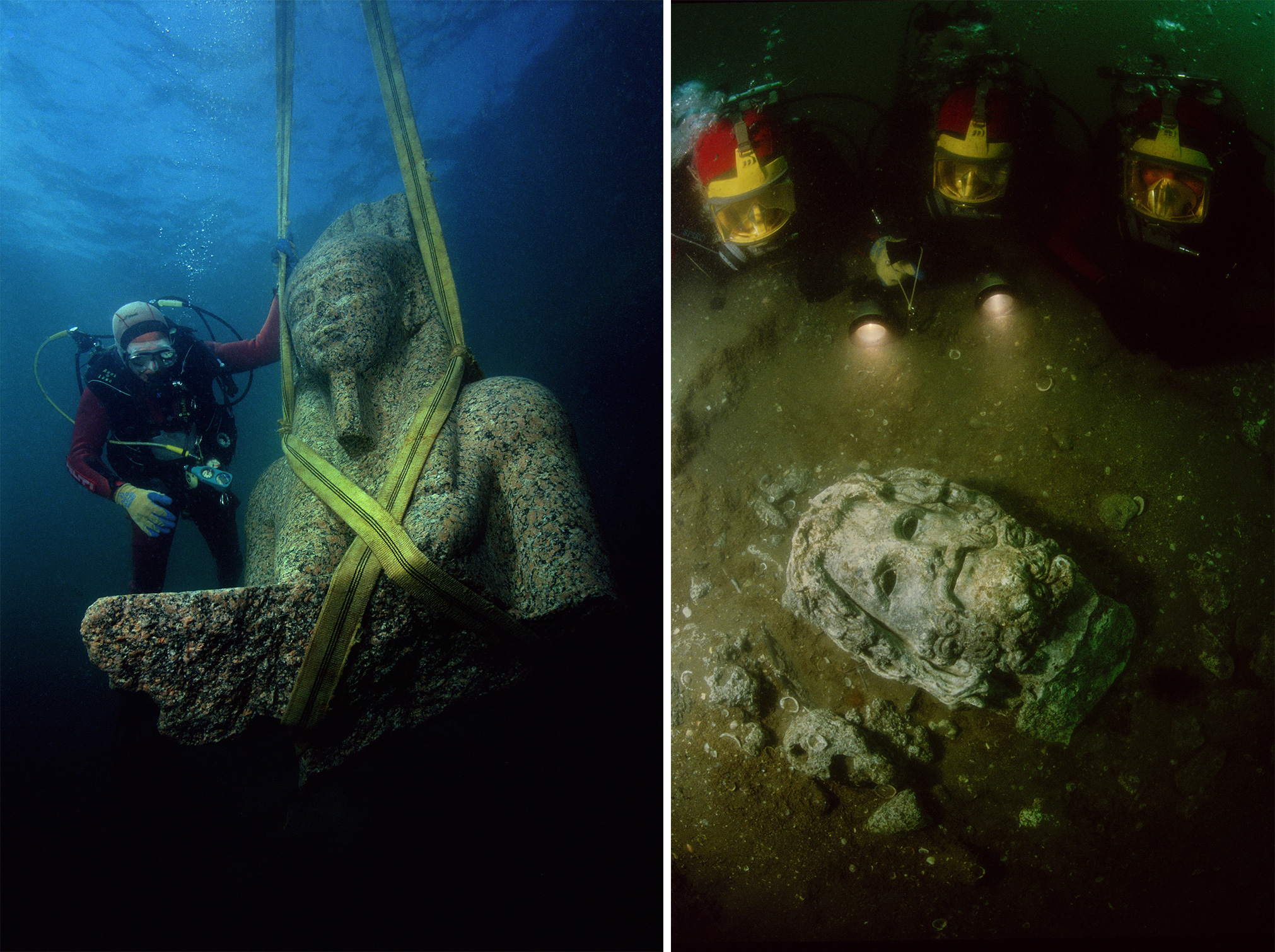 Sunken Cities Excavation