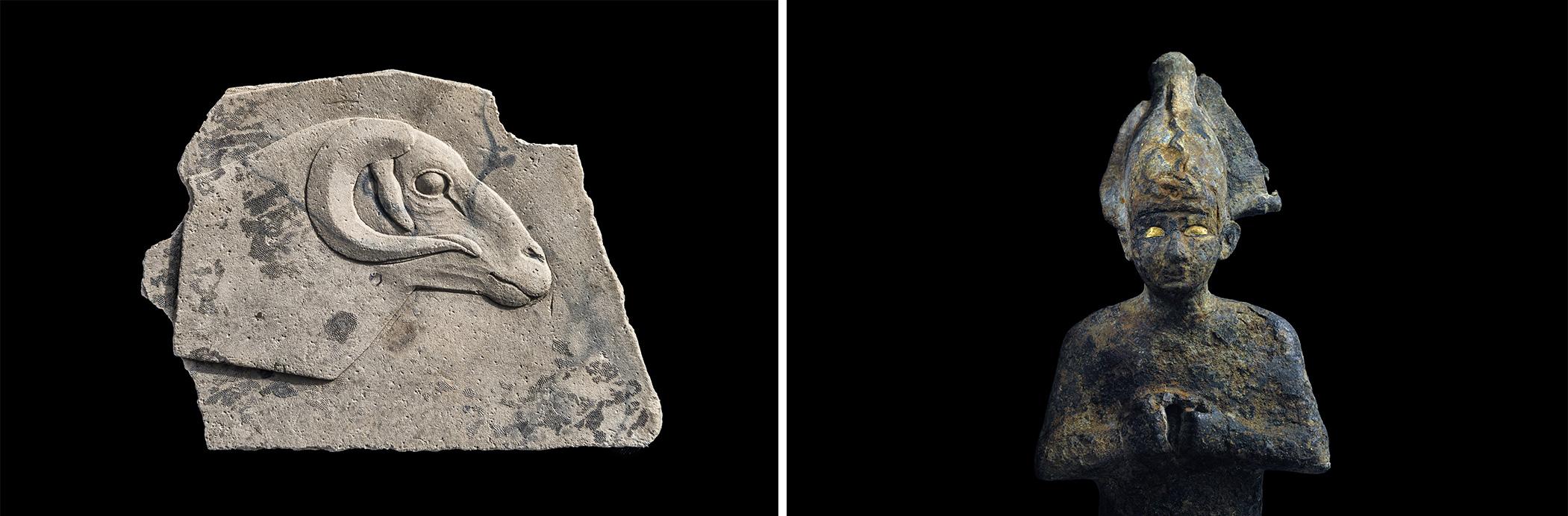 Sunken Cities Artifacts