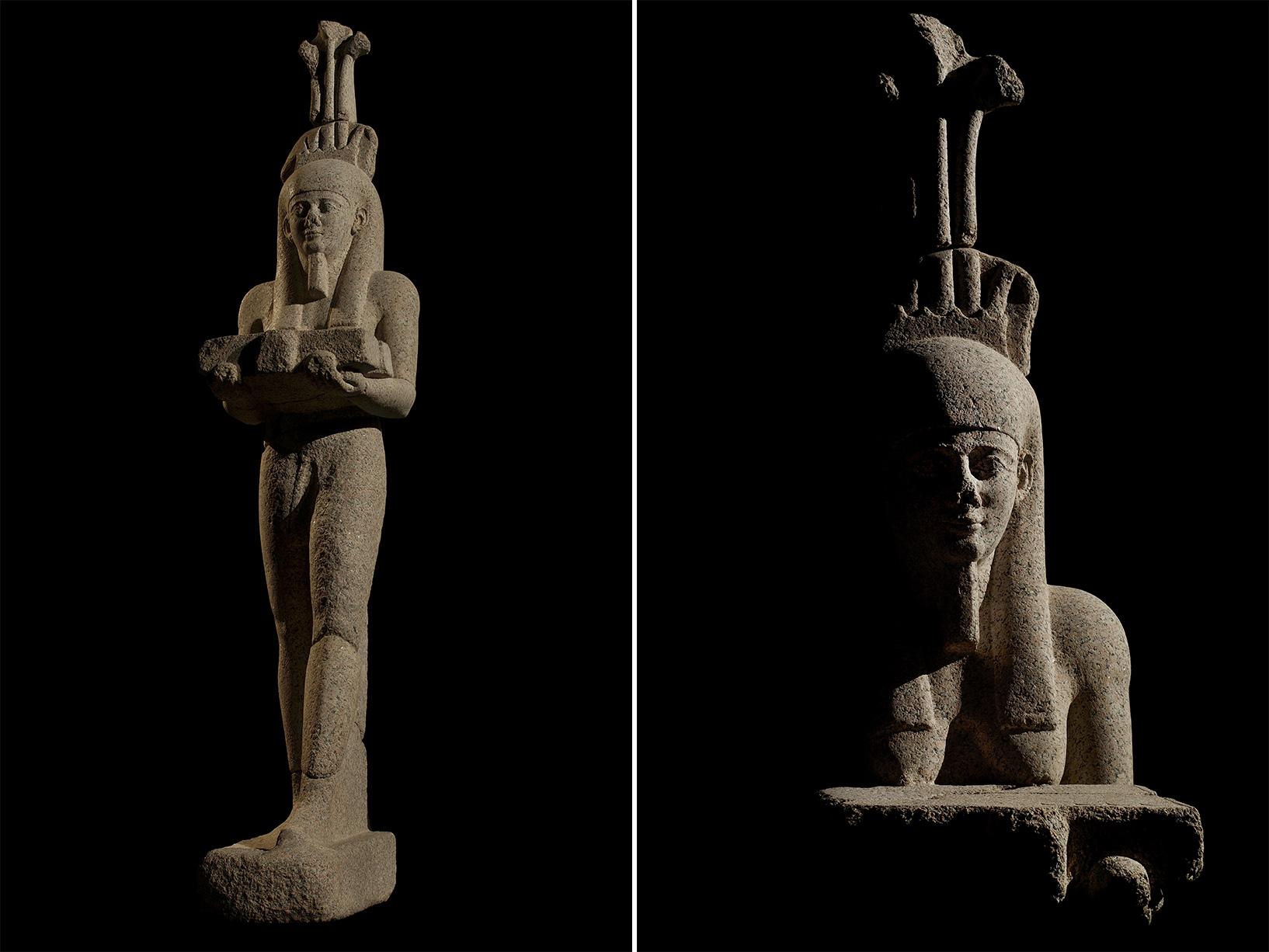 Sunken Cities Colossal Statues