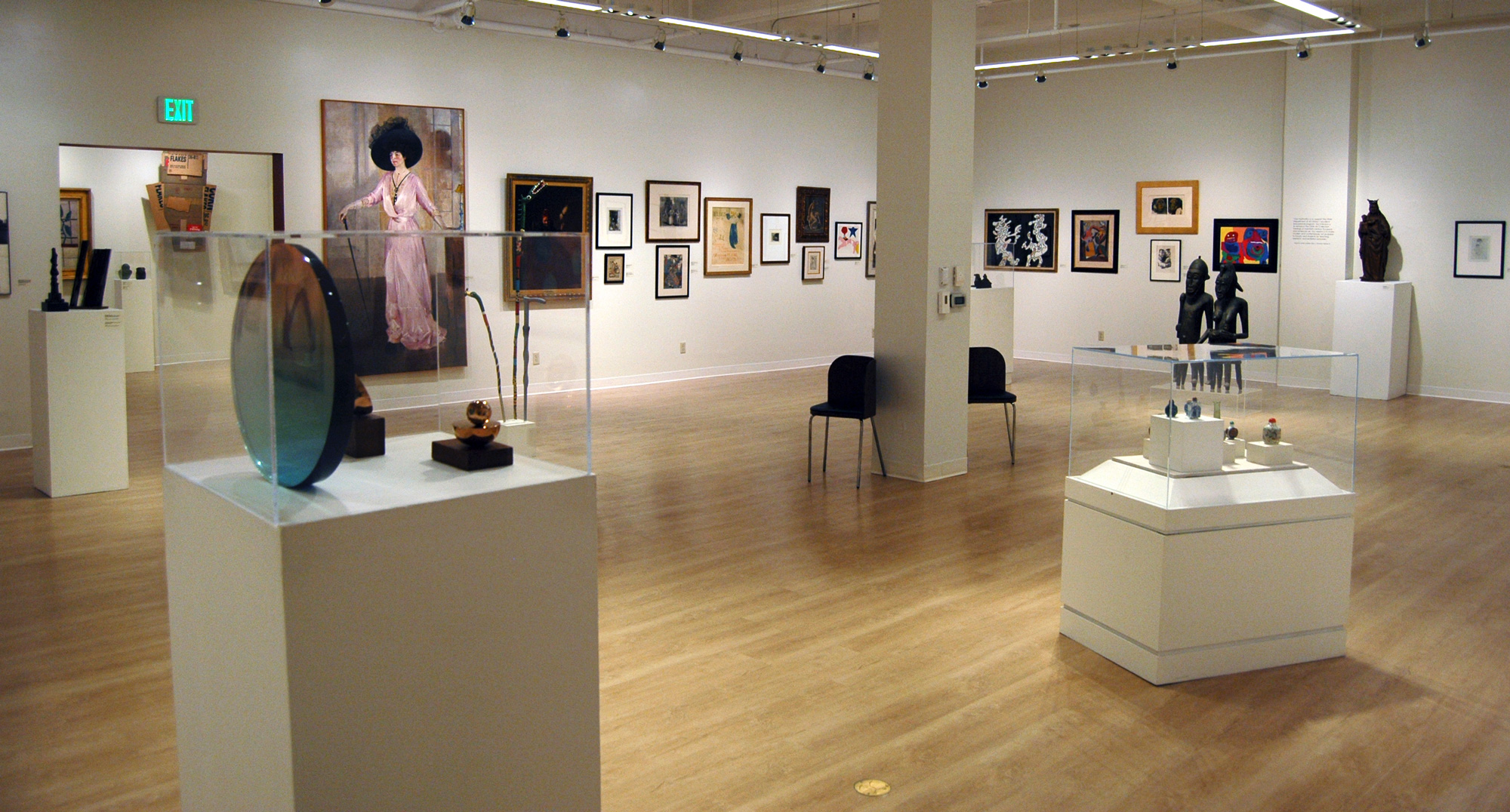 Photo courtesy of UWM Mathis Art Gallery