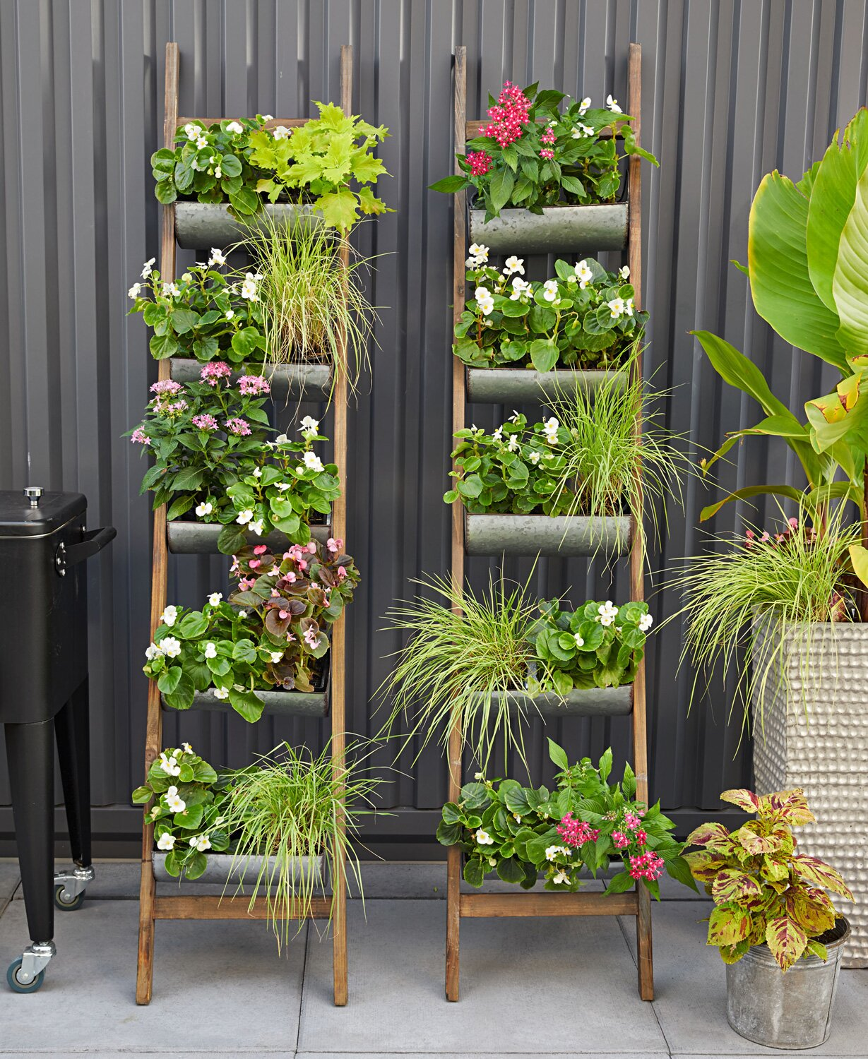 25 Creative Garden Containers Midwest Living