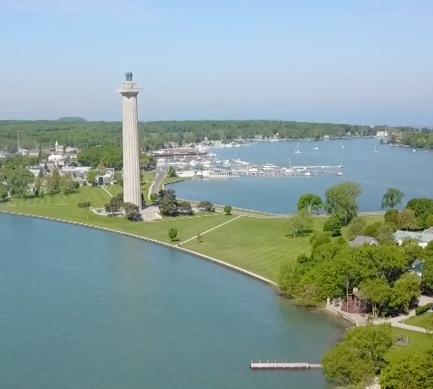 Lake Erie Shores & Islands