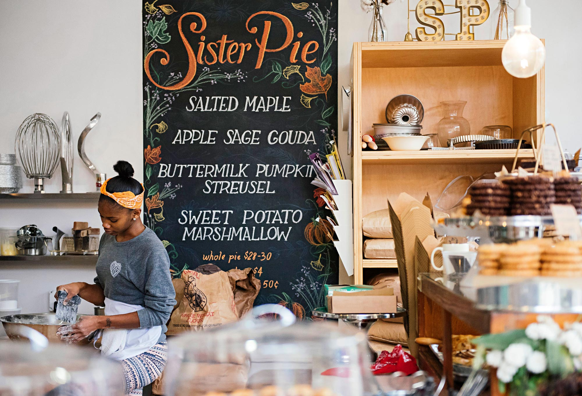 Sister Pie shop