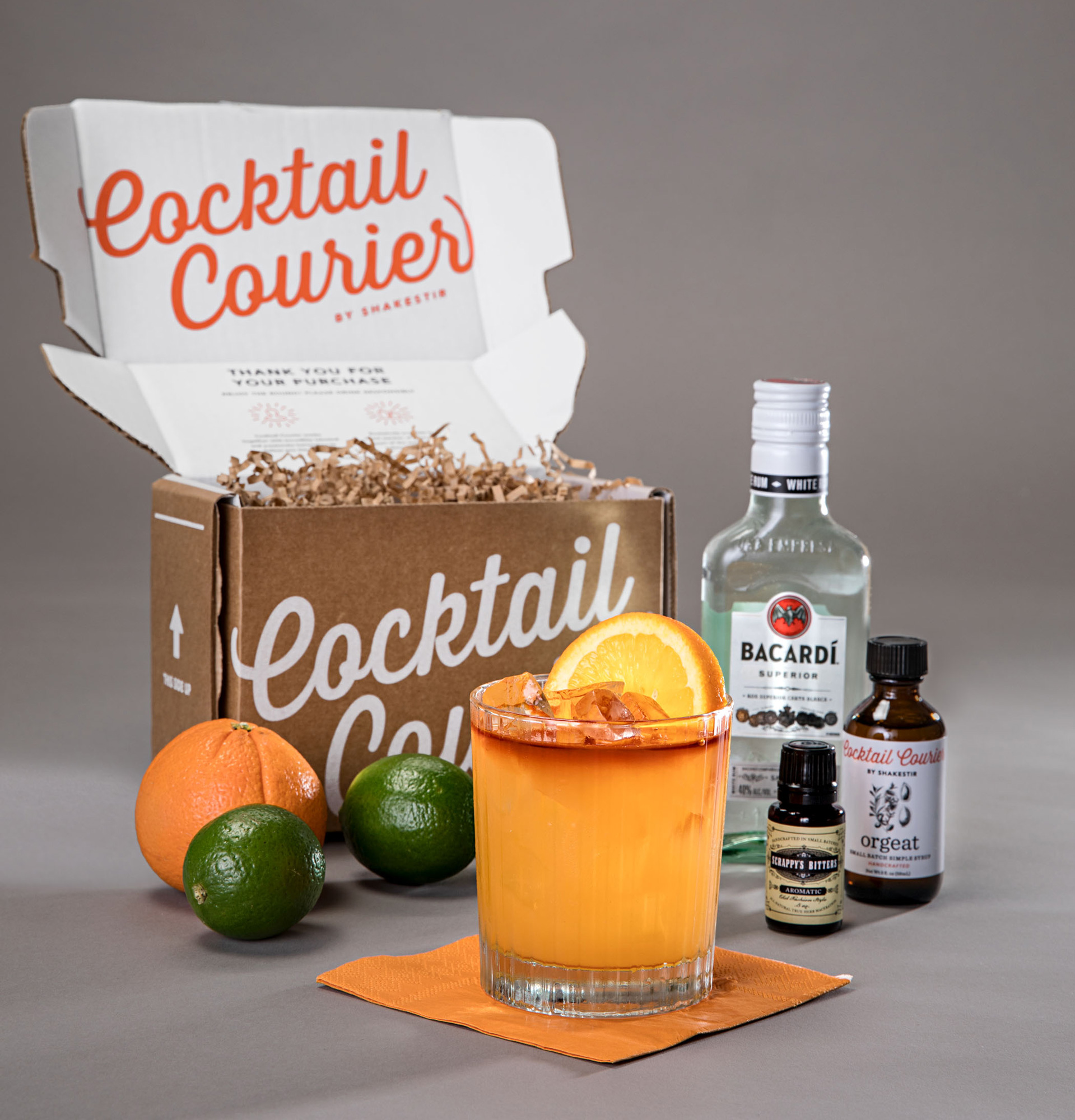 cocktail courier kit
