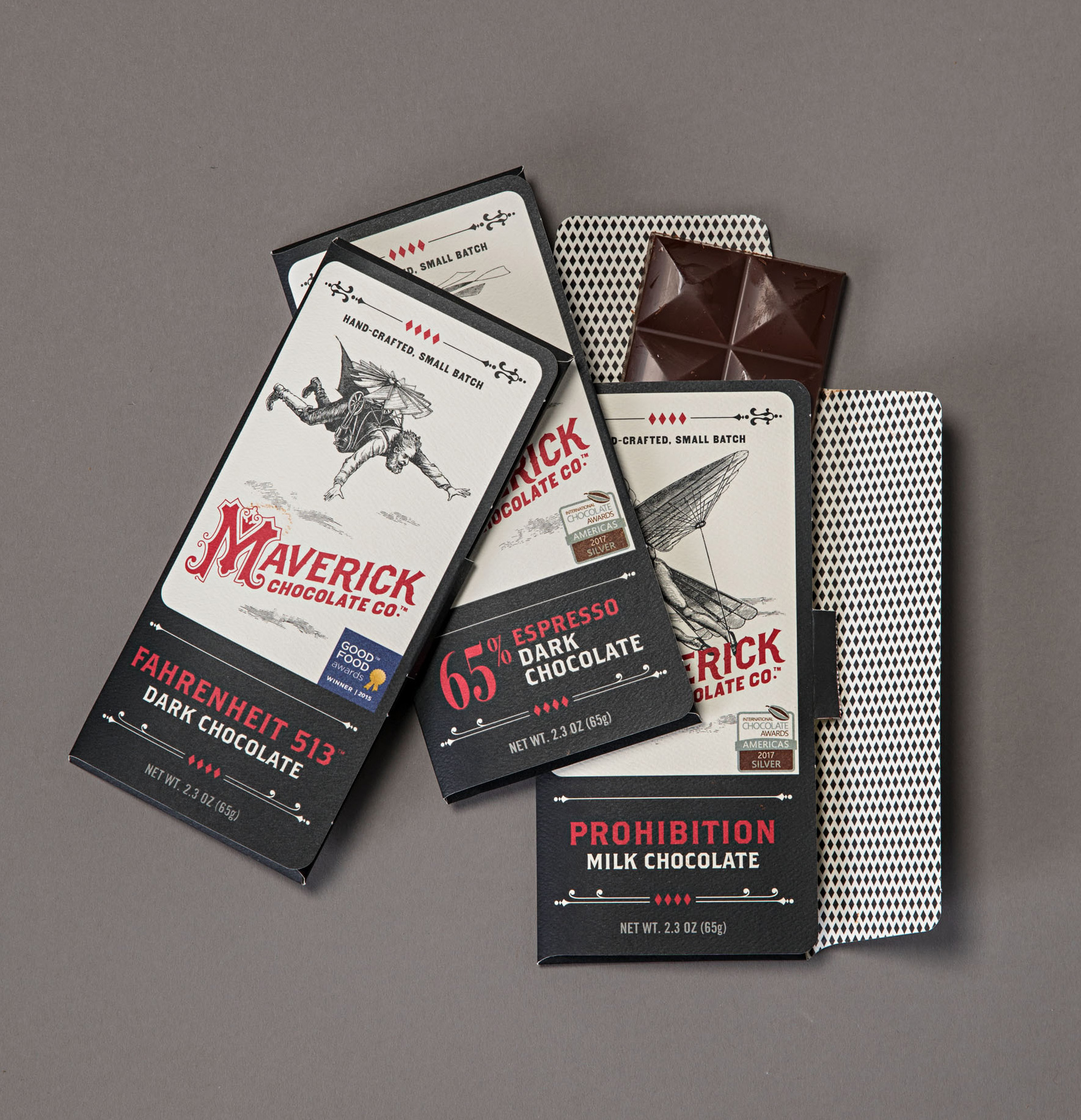Maverick chocolate