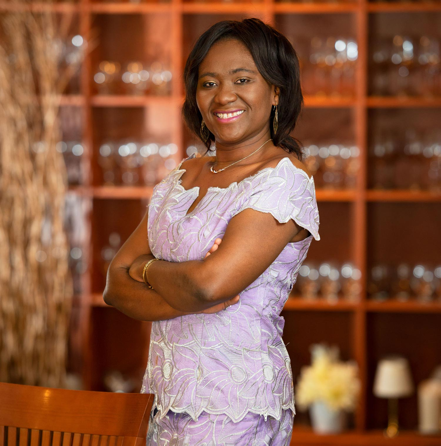 Akua Hutchison, The Spice Grille