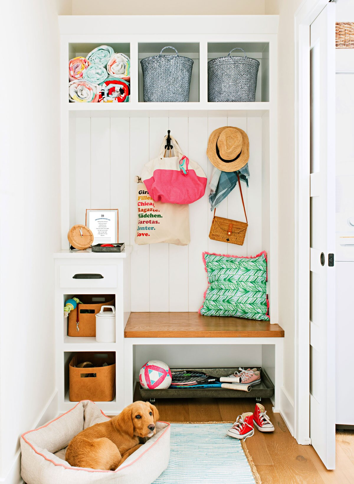 25 Mudroom Decor Ideas Midwest Living