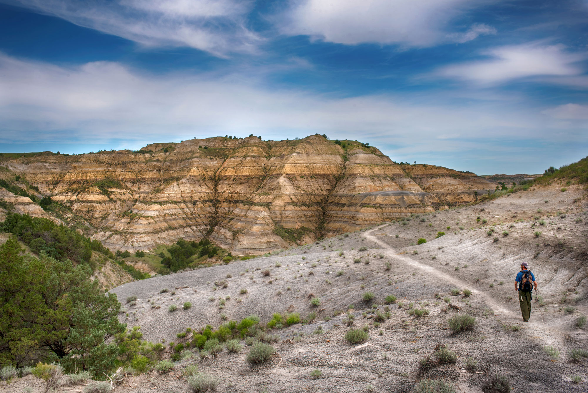 Caprock Coulee Trail