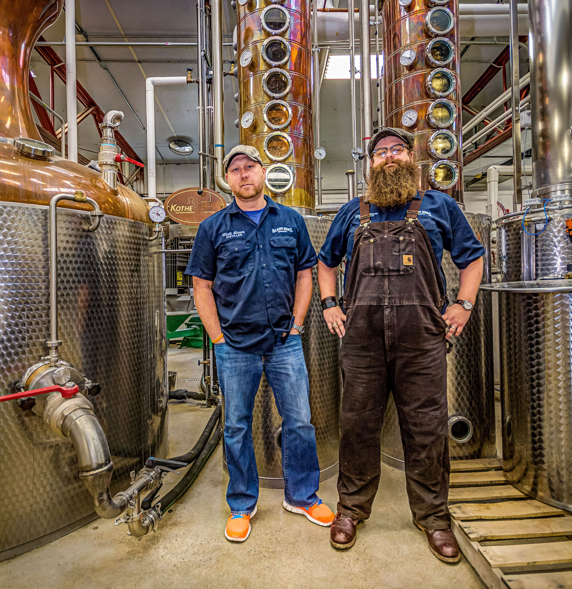 Blaum Bros. Distilling Company