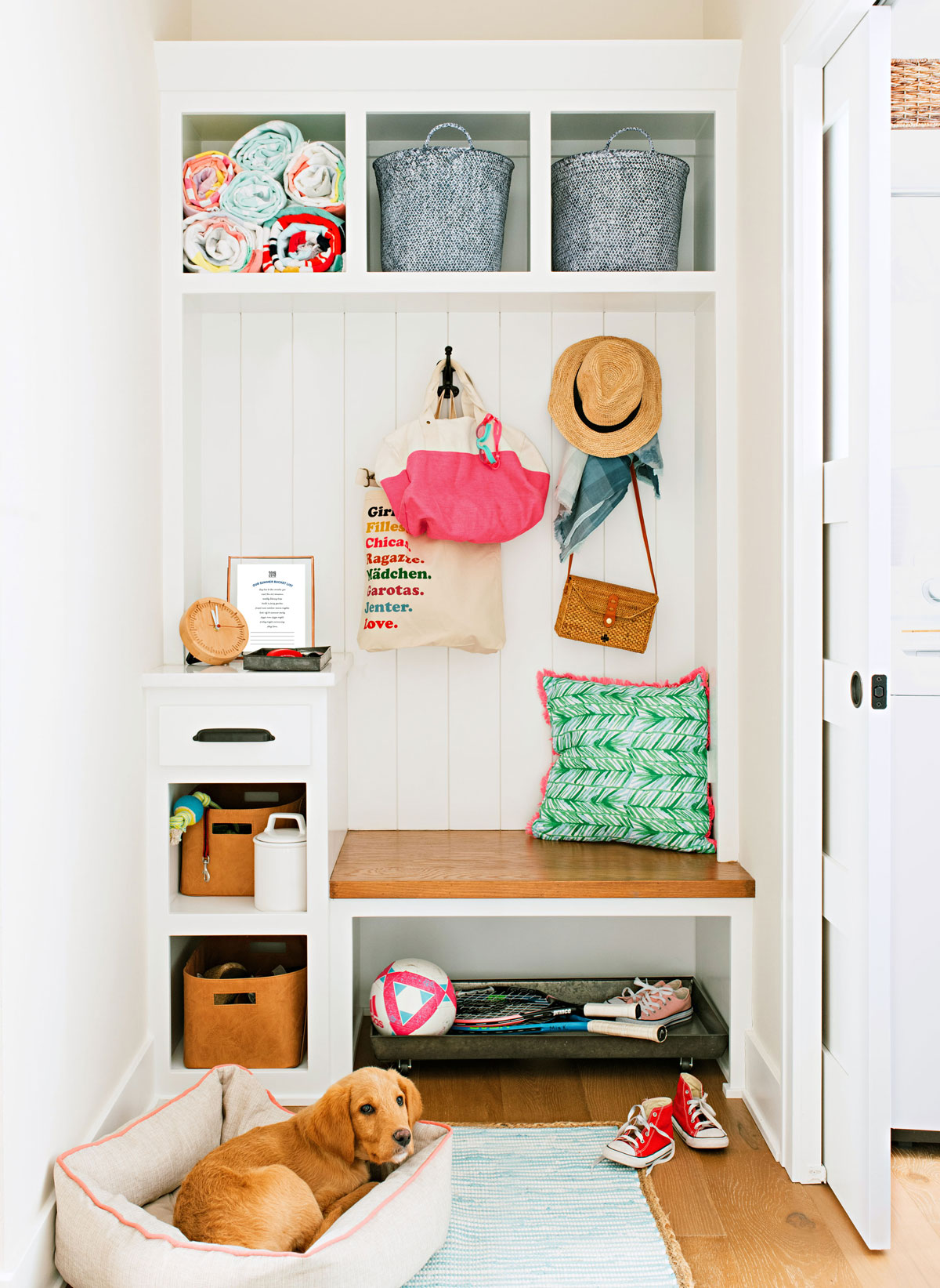 11 Ways to Organize Your Entry