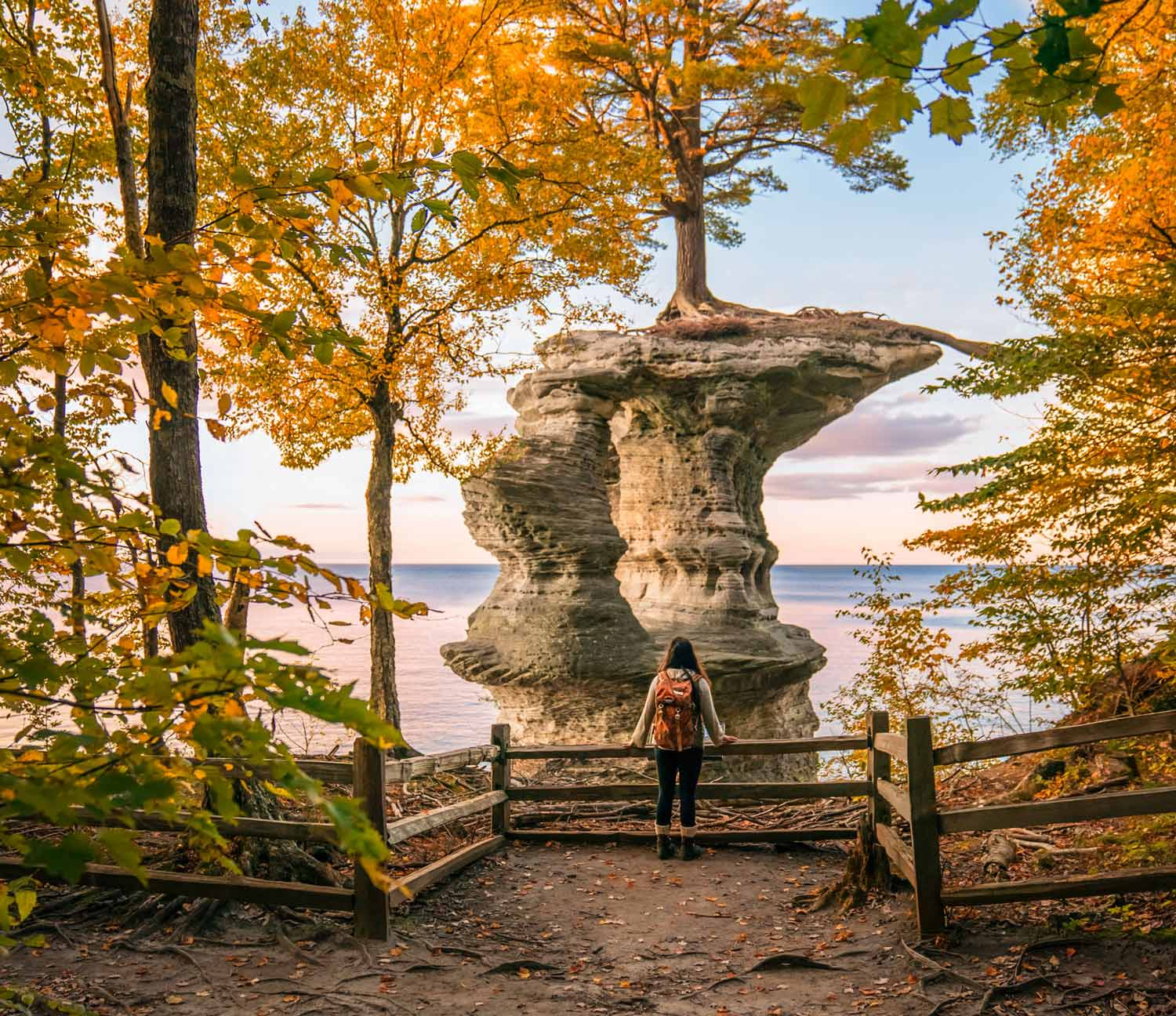 Top Attractions In Michigan S Upper Peninsula Midwest Living