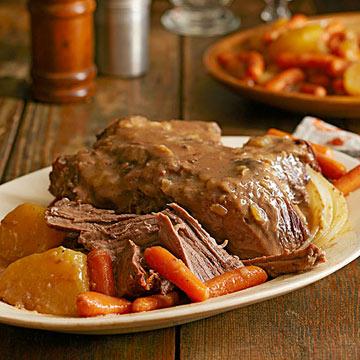 Firehouse Beef Roast