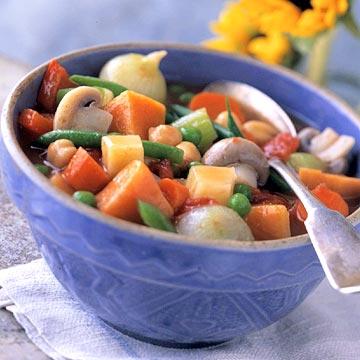 Savory Baked Vegetable Stew