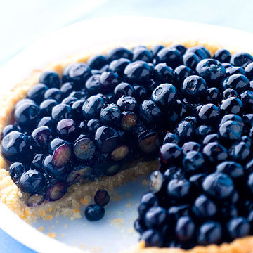 Very Blueberry Pie