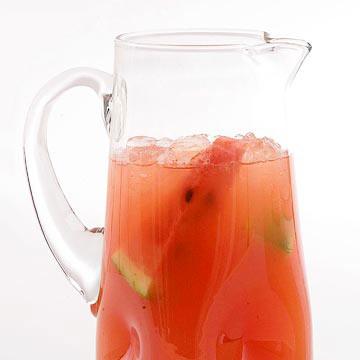 Watermelon-Basil Lemonade