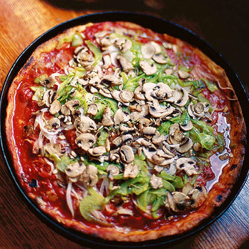 Ike Sewell's Original Chicago-Style Deep-Dish Pizza