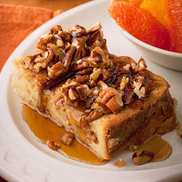 Nuts About French Toast Midwest Living