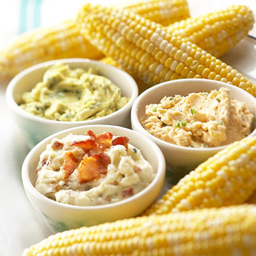 Buttery Corn on the Cob