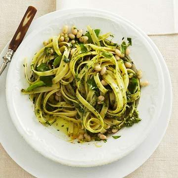 Lemon-Basil Pasta