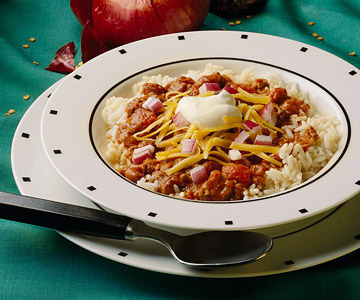 Hearty Buffet Chili