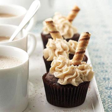 Mochaccino Cupcakes