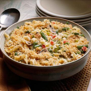 Tuna-Noodle Casserole