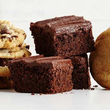 Gluten-Free Fudgy Brownies
