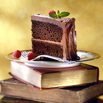 Devilishly Good Devil's Food Cake