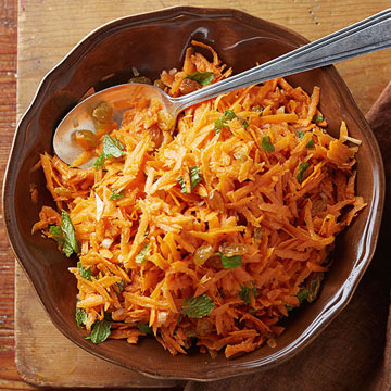 Moroccan Carrot Slaw