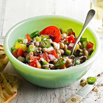 Black-Eyed Pea Relish