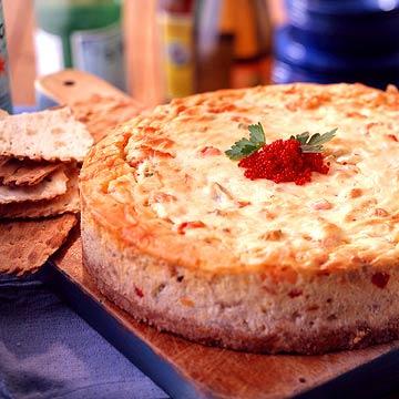 Crawfish Cheesecake