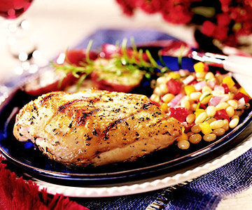 Governor's Easy Grilled Chicken