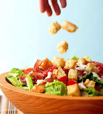 Bacon Lettuce Tomato Salad