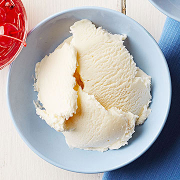 Vanilla Cake Batter Ice Cream