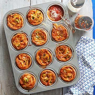 Savory Stromboli Cups