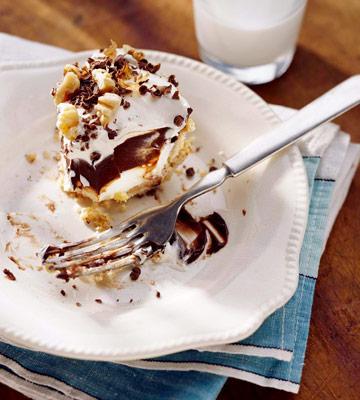 Fancy Chocolate Pie